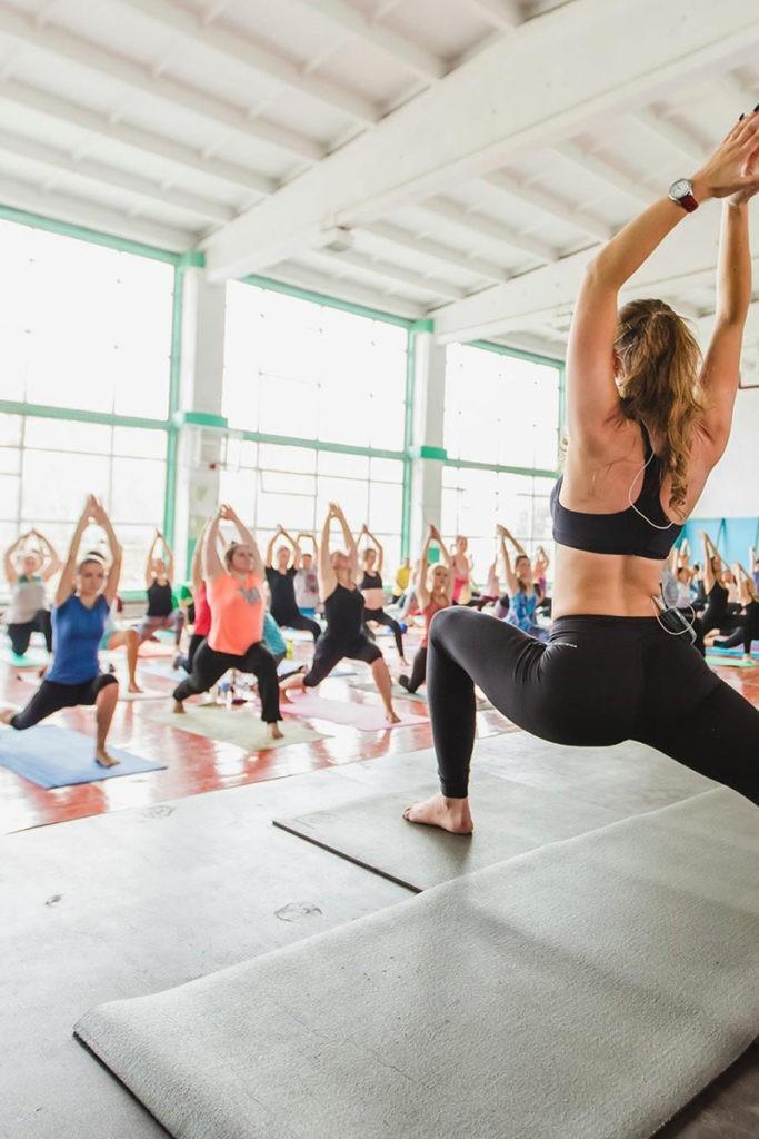 йога студия